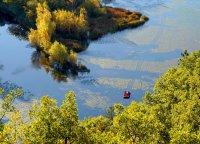 снимка 5 Панчаревското езеро - популярен маршрут за разходка