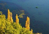 снимка 18 Панчаревското езеро - популярен маршрут за разходка