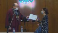 Техническият университет с награда за репортерите на БНТ Елиана Димитрова и Боряна Черганова