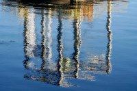 снимка 13 Панчаревското езеро - популярен маршрут за разходка