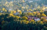 снимка 12 Панчаревското езеро - популярен маршрут за разходка