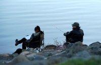 снимка 7 Панчаревското езеро - популярен маршрут за разходка