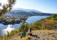Панчаревското езеро - популярен маршрут за разходка
