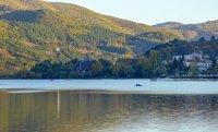 снимка 9 Панчаревското езеро - популярен маршрут за разходка
