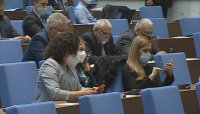 Парламентът прие единодушно промени в Закона за извънредното положение