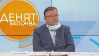 Д-р Чавдар Ботев: Покриват се разходите за транспорт и настаняване на даряващите кръвна плазма