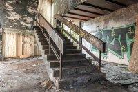 снимка 2 Бившата резиденция на Тодор Живков в Банкя тъне в разруха
