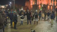 124-ти ден протести в столицата
