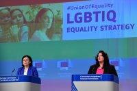 Брюксел представи мерки за правата на ЛГБТИК-хората в Европа