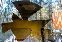 снимка 14 Бившата резиденция на Тодор Живков в Банкя тъне в разруха