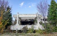 снимка 1 Бившата резиденция на Тодор Живков в Банкя тъне в разруха