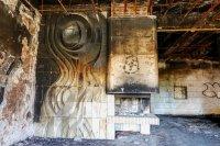 снимка 6 Бившата резиденция на Тодор Живков в Банкя тъне в разруха