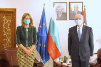 България и Палестина се договориха да активизират сътрудничеството в икономиката и образованието