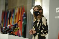 Екатерина Захариева: България не може да подкрепи преговорната рамка със Скопие