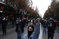 Гърция си спомня за студентските бунтове от 1973 година