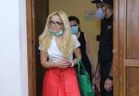 Съдът отказа да промени домашния арест на Десислава Иванчева в по-лека мярка