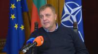 Красимир Каракачанов: България защити националното си достойнство