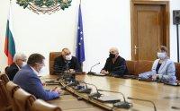 Борисов: Ще осигурим всички видове ваксини, които предлага ЕК