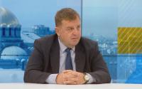 Каракачанов: Мачът свърши онзи ден. Възможността за Скопие е теоретична, но няма как да се случи