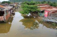 Ураганът Йота удари Никарагуа
