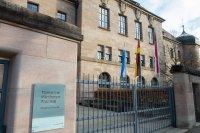 снимка 1 Германия отбелязва 75 години от Нюрнбергския процес