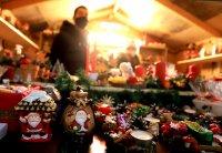 снимка 22 Коледният дух завладява София въпреки пандемията (Снимки)