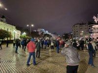 """Протест под надслов """"Заедно ще победим"""" (Снимки и видео)"""