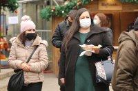 снимка 17 Коледният дух завладява София въпреки пандемията (Снимки)