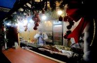 снимка 34 Коледният дух завладява София въпреки пандемията (Снимки)