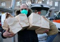 снимка 8 Топъл обяд за медиците на първа линия