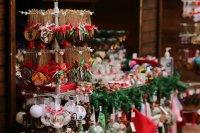 снимка 1 Коледният дух завладява София въпреки пандемията (Снимки)