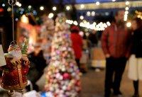 снимка 29 Коледният дух завладява София въпреки пандемията (Снимки)