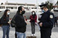 В Гърция наложили глоби за над 4 млн. евро за нарушения на ограниченията