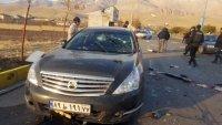 Убиха водещия ядрен физик на Иран