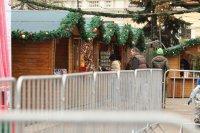 снимка 8 Коледният дух завладява София въпреки пандемията (Снимки)