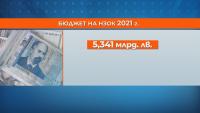 НС прие 260 млн. лв. повече за здравеопазване през 2021 г.