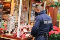 снимка 12 Коледният дух завладява София въпреки пандемията (Снимки)