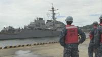 Русия обвини военен кораб на САЩ за нарушаване на граница