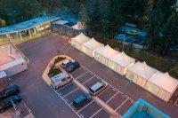Солун изгражда сглобяема болница за пациенти с коронавирус