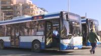 Контрольори в градския транспорт във Варна излязоха на протест