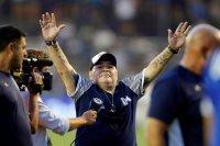 снимка 2 Почина Диего Марадона