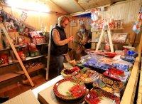 снимка 36 Коледният дух завладява София въпреки пандемията (Снимки)