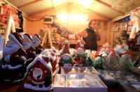 снимка 39 Коледният дух завладява София въпреки пандемията (Снимки)