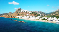 Фоторазказ: Как хората от остров Скирос спасиха природата си от големи строежи
