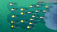 Усложнена ще остане обстановката през нощта по планинските проходи и в Източна България