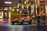 снимка 9 Кола се вряза в пешеходци в Германия, има жертви (Снимки)
