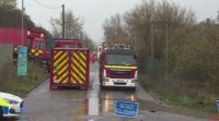 Експлозия в станция за отпадни води в Бристол, има жертви и ранени