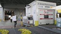 """На летището в Брюксел вече се готвят за """"цунами от ваксини"""""""