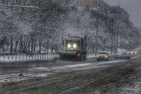 снимка 5 Първи сняг в София (Снимки)