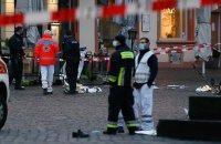 снимка 1 Кола се вряза в пешеходци в Германия, има жертви (Снимки)
